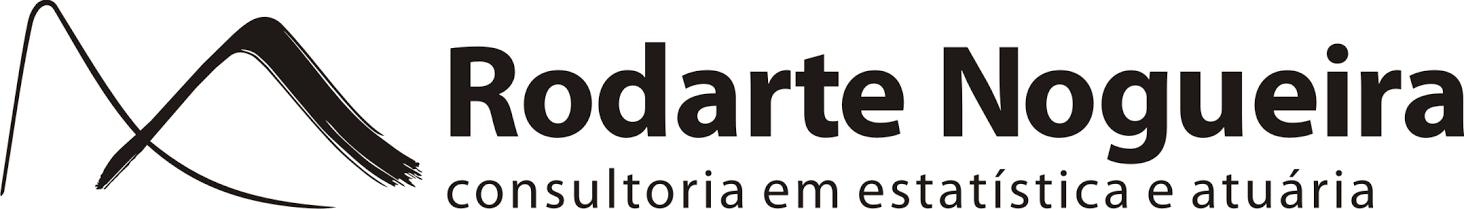 Rodarte Nogueira - Consultoria em Estatística e Atuária